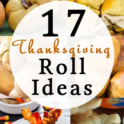 17 Thanksgiving Roll Ideas