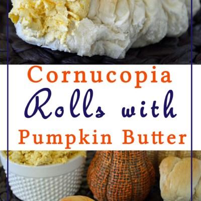 Cornucopia Dinner Rolls