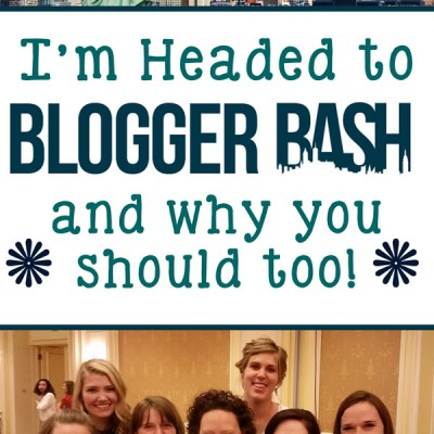 I'm Heading To Blogger Bash!