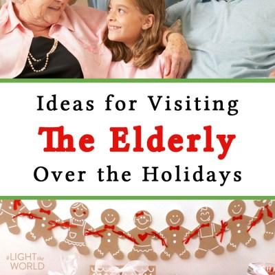 Ideas to Help An Elderly Person