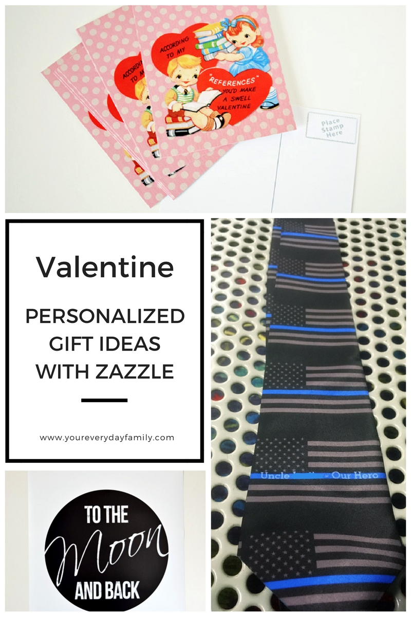 Valentines gift ideas with zazzle your everyday family we are just a little over a week away from valentines day and there is still time to find some great gifts if youre a procrastinator like me negle Image collections