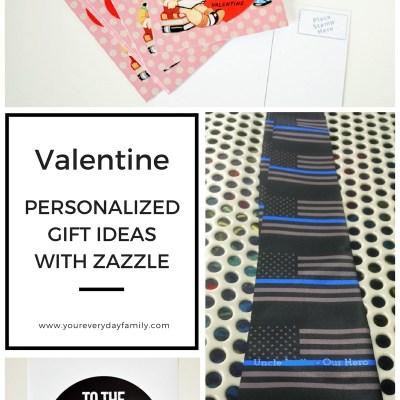 Valentine's Gift Ideas With Zazzle!