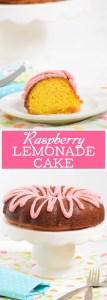 Raspberry Lemonade Cake