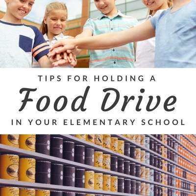 Tips On How To Organize A Food Drive In Your School