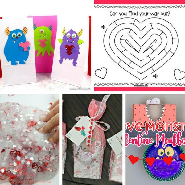 Valentine Classroom Activity Roundup 2