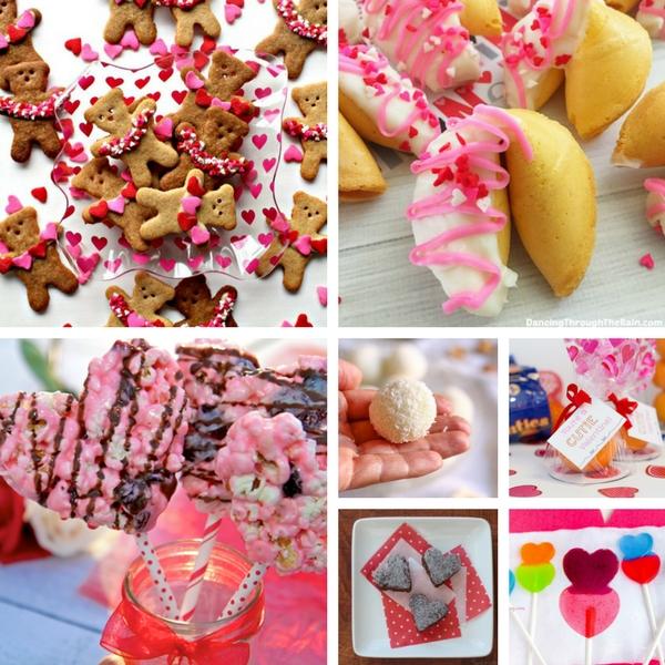 Valentine Classroom Treats Roundup