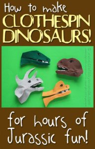 75+ dinosaur crafts
