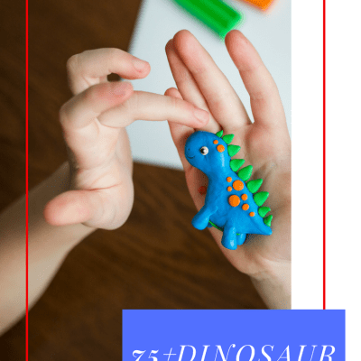 75+ Dinosaur Crafts  and Activities for Kids, Classrooms, and Parties