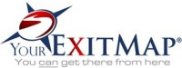 Your ExitMap Logo