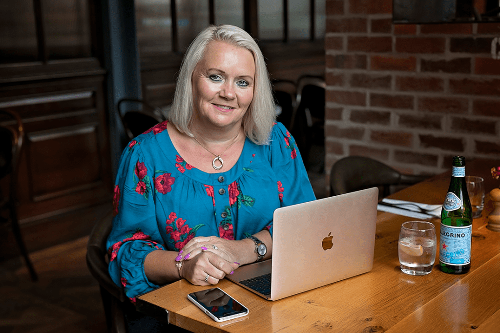Louise Wearmouth, Yorkshire Wedding Planner