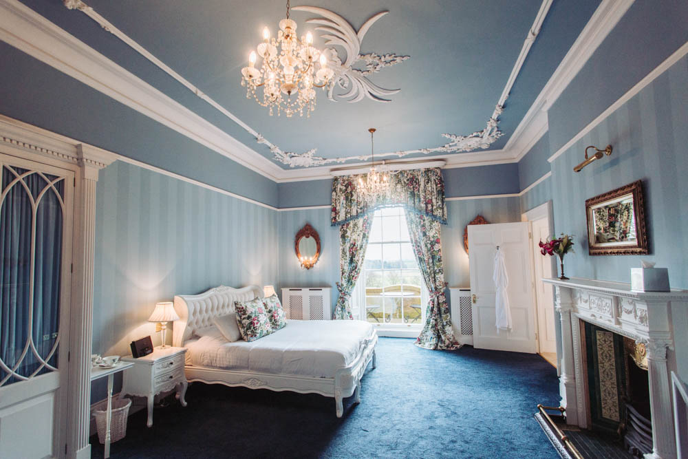 Rudby Hall Bridal Suite.  Questions to ask a wedding venue