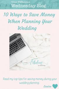 Saving Money When Planning Your Wedding