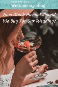 How Much Alcohol Should You Buy For Your Wedding
