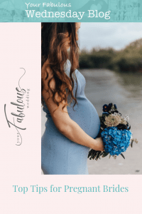Discovering You're Pregnant While Planning Your Wedding
