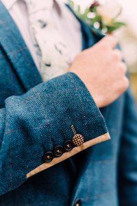 Wedding Suit Details