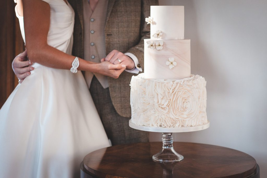 Thicket Priory Wedding styled shoot