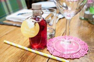 Homemade Favour - Raspberry Vodka