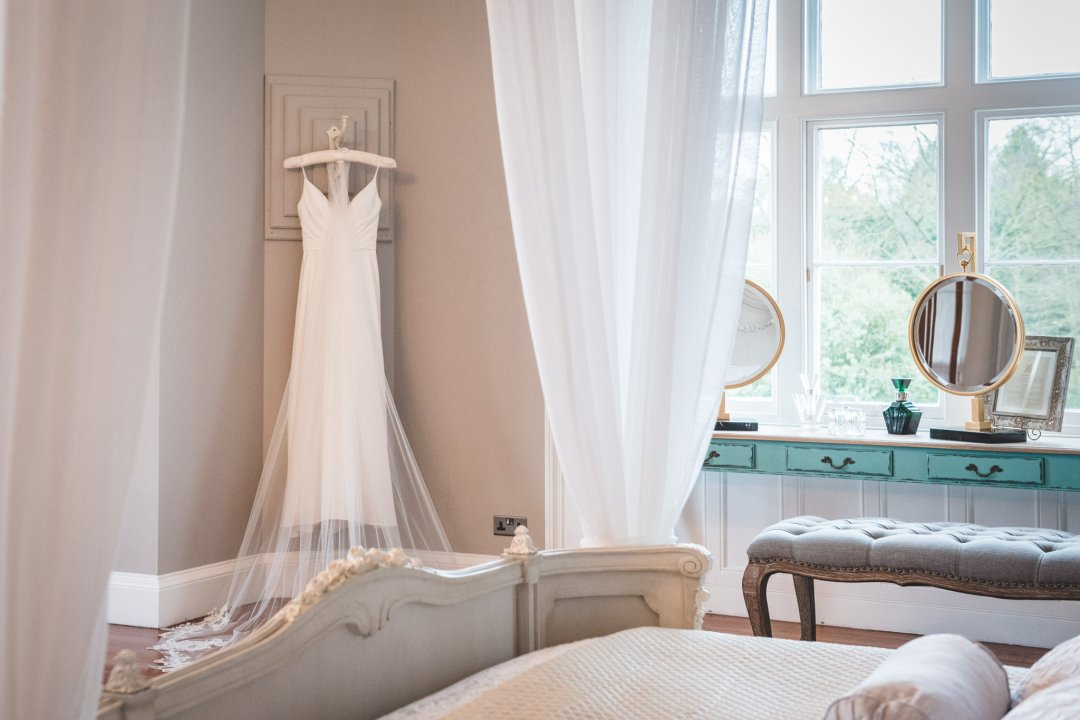 Bridal Suite Thicket Priory