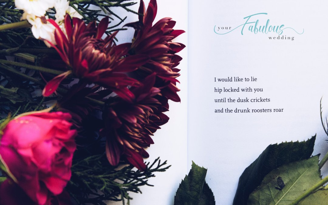 5 Beautiful Wedding Poems