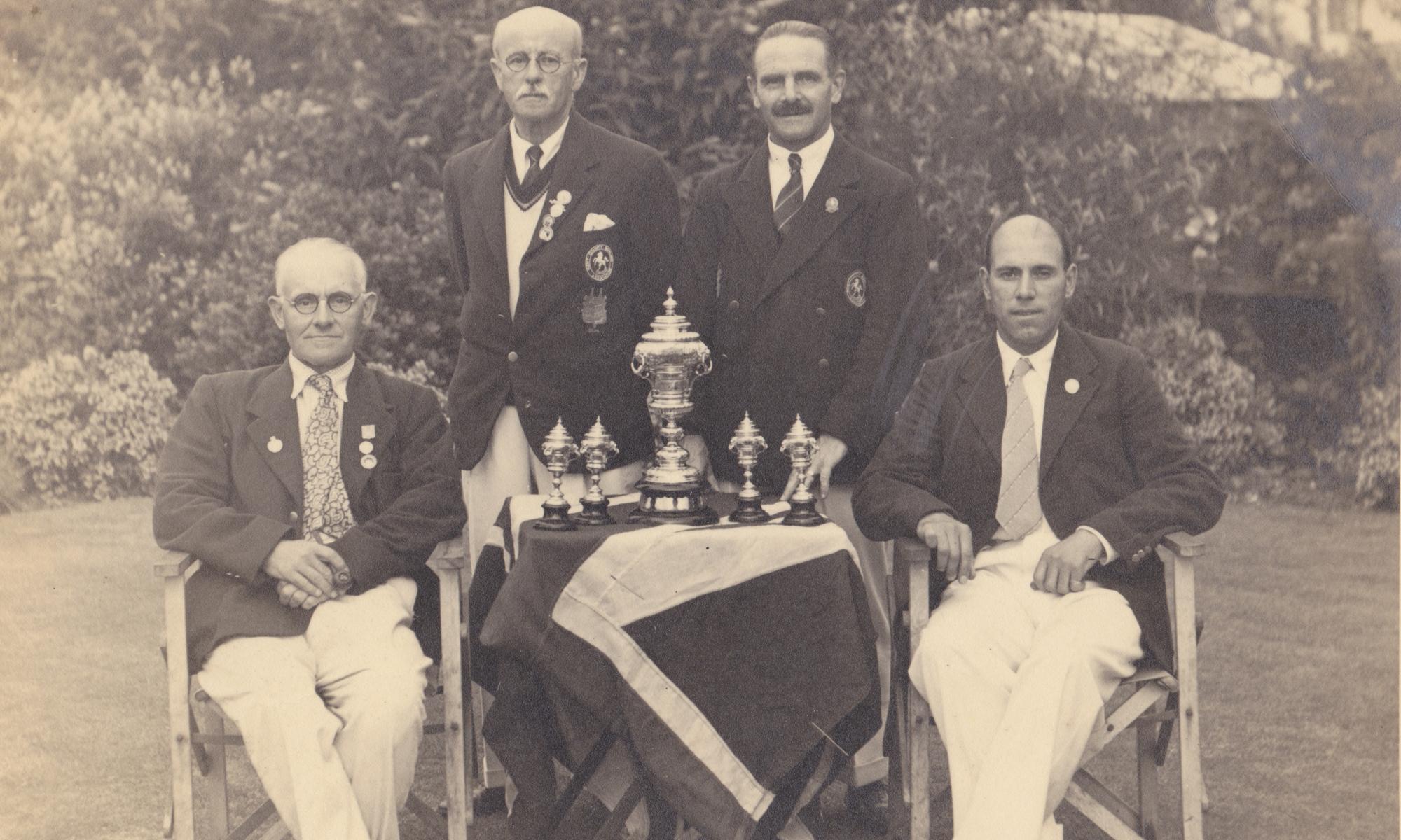Bowling Trophy 1939