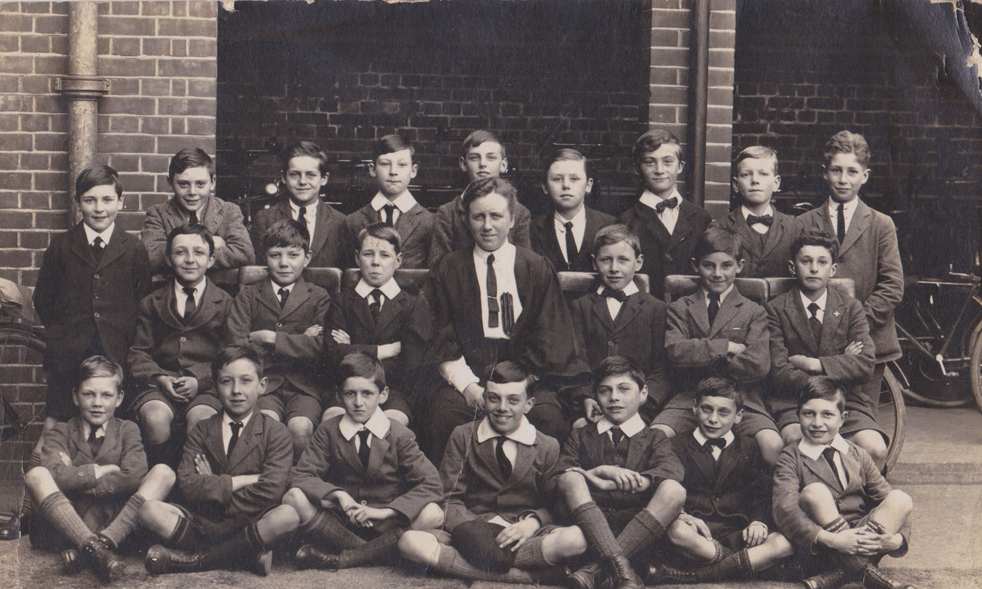 School class photo