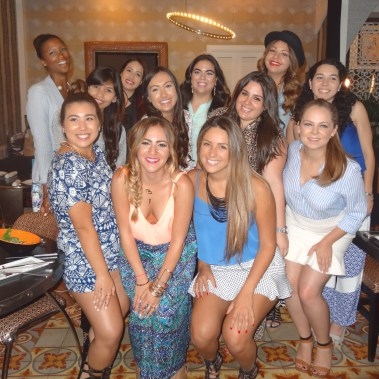 All the fabulous Miami Fashion Bloggers
