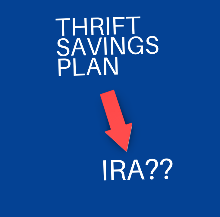 Transferring The TSP To An IRA
