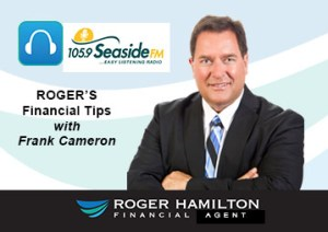 Roger on Seaside FM With Financial Tips