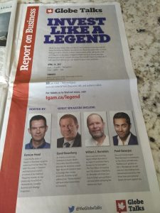 Dear Globe and Mail: Where are the female experts?