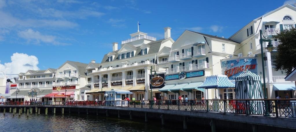 Review Disneys BoardWalk Inn