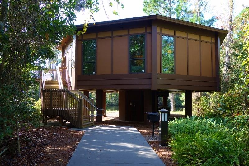 Saratoga Springs Treehouse Villas Floor Plan