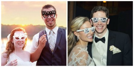 Best Wedding Photos Prop Ideas To Try In 2016 2