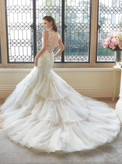 Sophia Tolli Wedding Gowns Summer Collection 2016 13