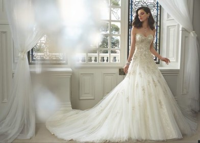 Sophia Tolli Wedding Gowns Summer Collection 2016