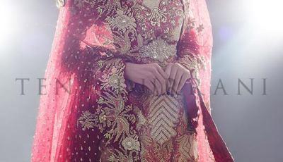 Teena Durrani Omorose Elegant Bridal Collection 2016