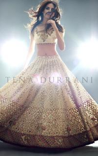 Teena Durrani Omorose Elegant Bridal Collection 2016 3
