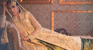 Annus Abrar Traditional Bridal Collection 2016
