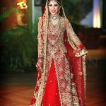 Bridal Lehenga Pakistani Wedding Wear In 2016