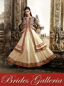 Bridal Party Wear Indian Lehenga Designs 2016 5