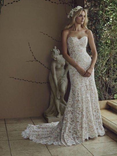 Casablanca Bridal Wear Spring Summer Collection 2016 21