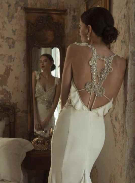 Ester Bridal Summer Wedding Dresses In 2016 19