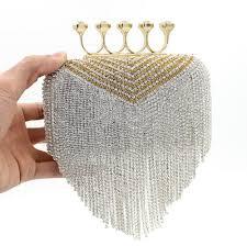 Glamorous Bridal Handbags Every Bride Should Carry On Weddings 4