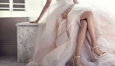 Jimmy Choo Bridal Shoes Summer Collection 2016