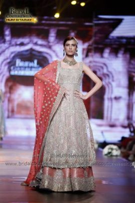 Asifa Nabeel Summer Lavender Bridal Collection 2016 6