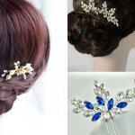 Bridal Barrette