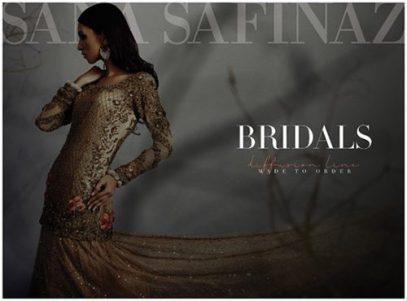 Bridal Diffusion Sana Safinaz Collection 2016 5