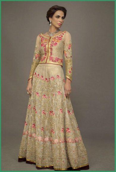 Deepak Perwani Summer Bridal Wear Collection 2016 11