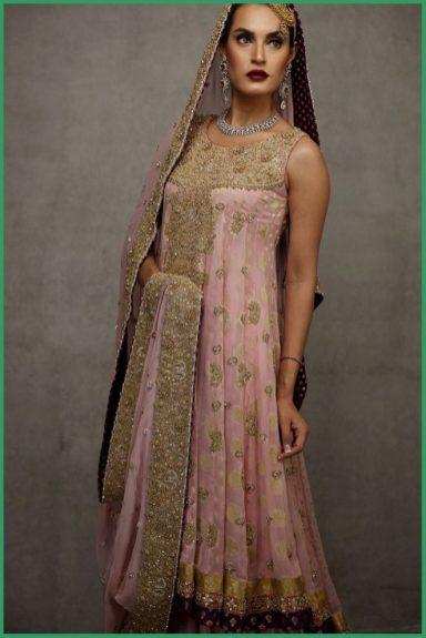 Deepak Perwani Summer Bridal Wear Collection 2016 12