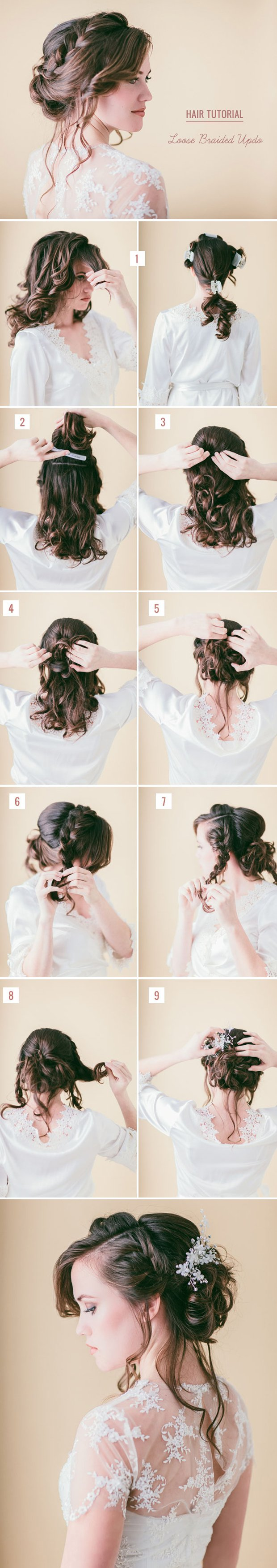 Step By Step Summer Bridal Hair Ideas For Every Bride 12
