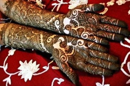 Amazing Wedding Mehandi Designs For Summer Autumn 2